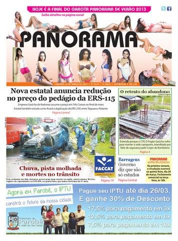 HOJE É A FINAL DO GAROTA PANORAMA DE VERÃO 2013 Saiba detalhes na página  social c4bd62fdbb