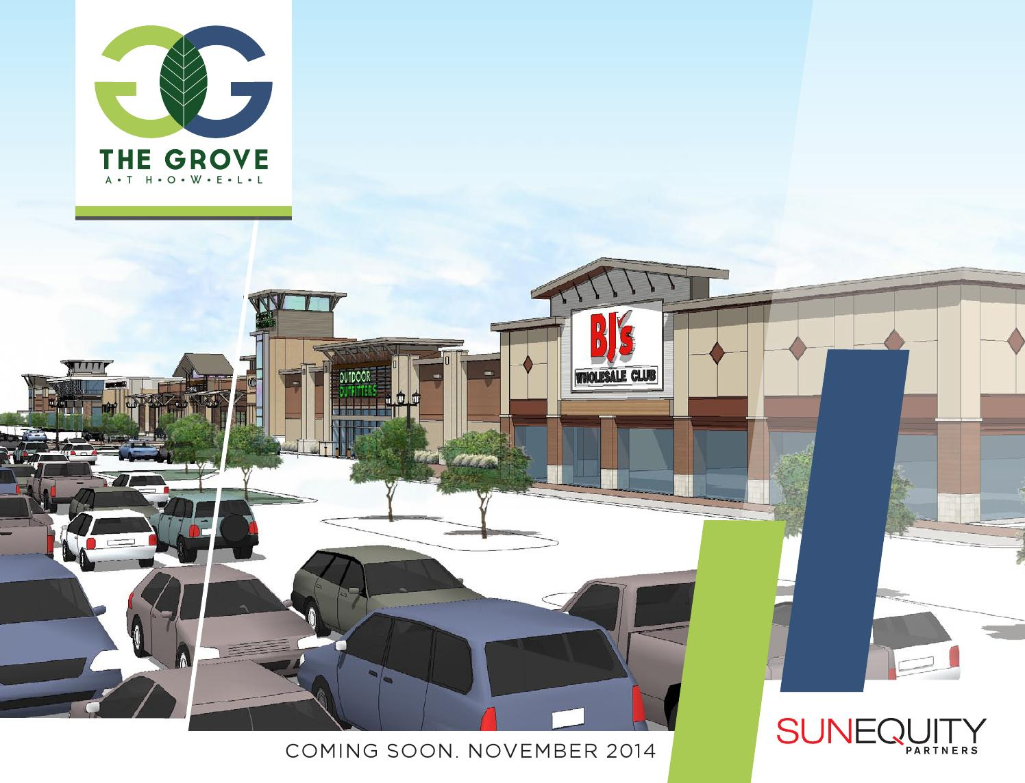 the grove at howell by rb creative marketing group