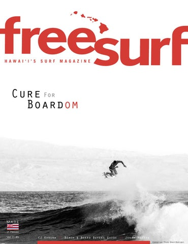 c127bdf2233 Freesurf V11n5 by Freesurf Magazine - issuu