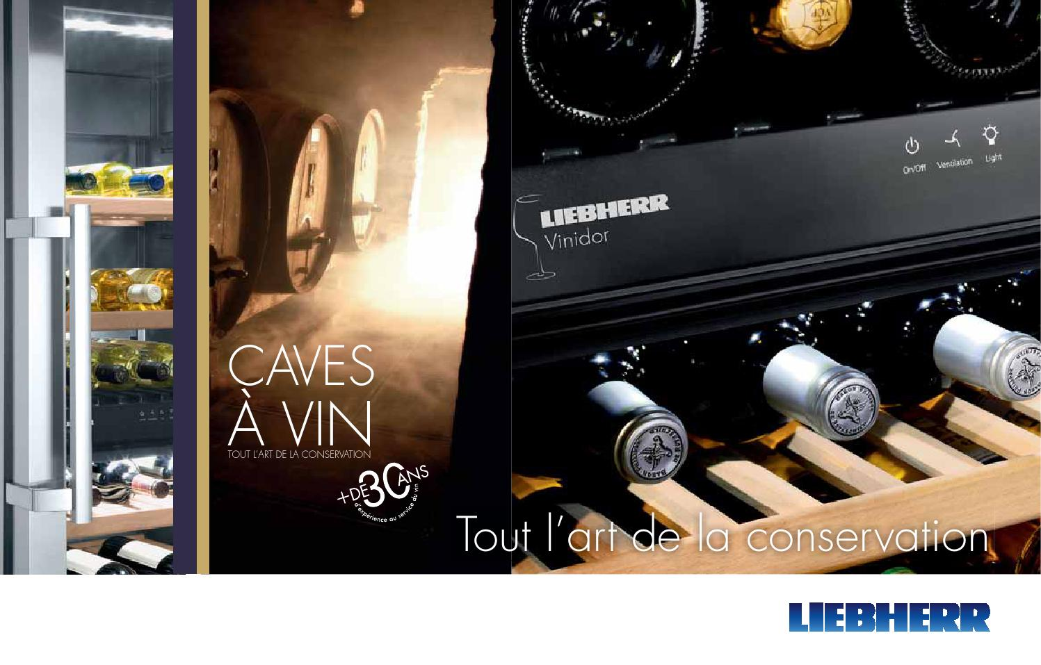 30b70adf476b25 Catalogue Liebherr Guide Vin 2014 by DIRECT VENTE ETS PEJOUT SARL - issuu
