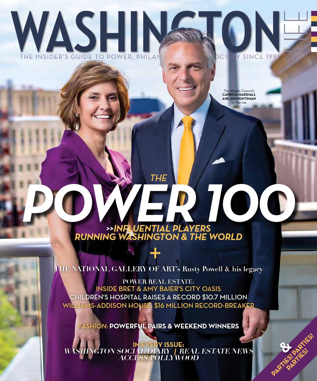 Washington Life Magazine May 2014 Issue