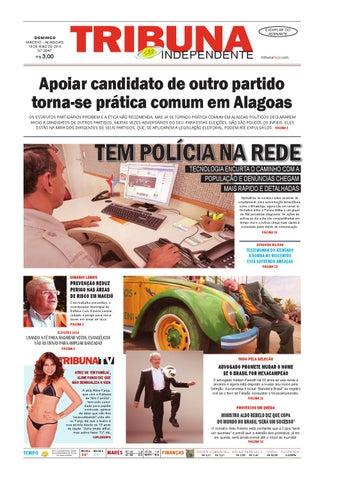 Edição número 2047 - 18 de maio de 2014 by Tribuna Hoje - issuu 54bb4875026