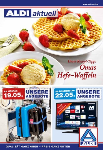 Aldi Nord Angebote Ab Montag 19 05 2014 By Catalogofree Issuu