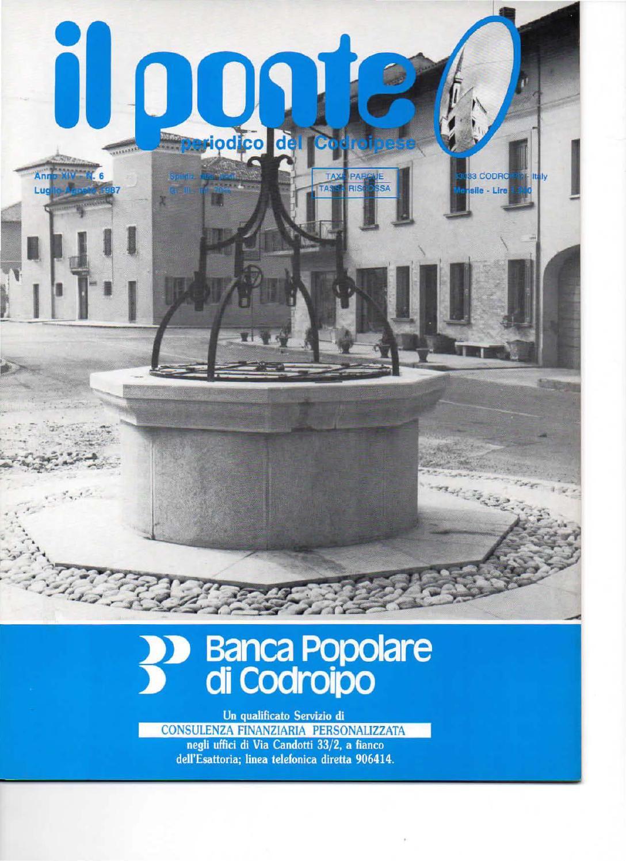 il ponte 1987 n. 06 luglio agosto by Il Ponte - issuu 191f7e88ba6e