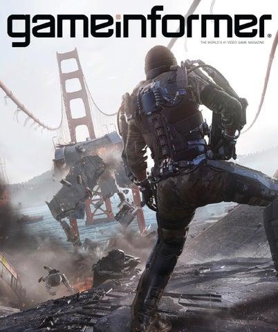 Game Informer 201406 By Crazyglues Issuu