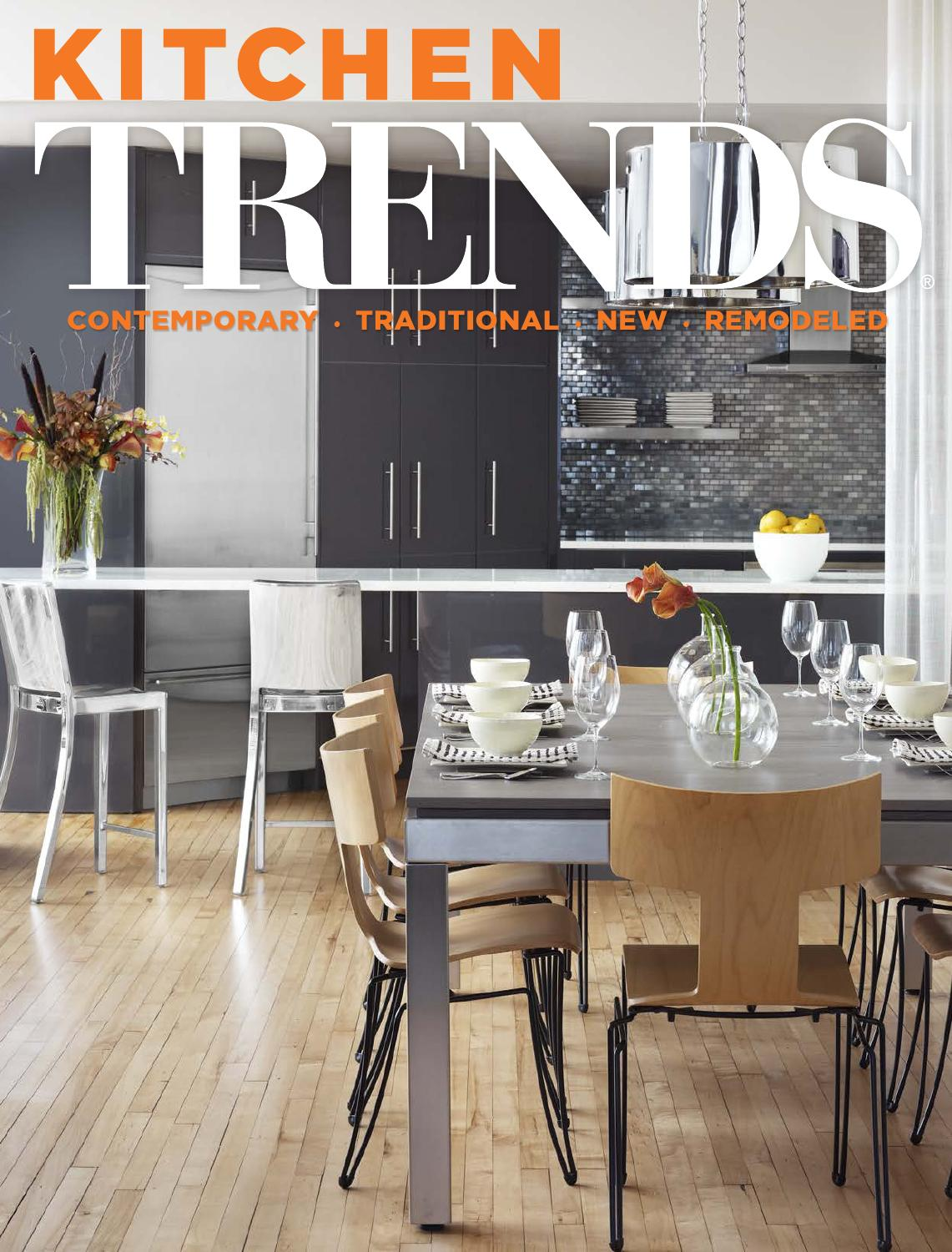 Kitchen trends usa vol by trendsideas issuu