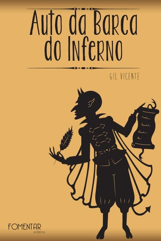Auto da Barca do Inferno - Gil Vicente by Editora Fomentar - issuu e44ce957d5ca5