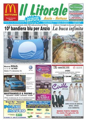 Il Litorale n. 10 - 16 31 Maggio 2014 by Il Pontino Il Litorale - issuu 63c67db4bfb