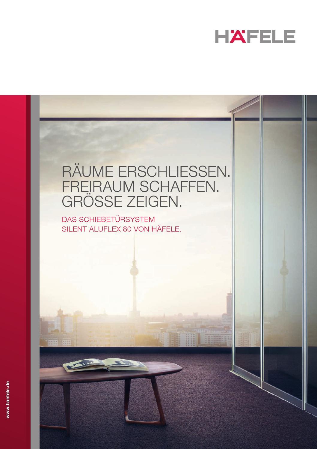 Häfele   Aluflex By Kaiser Design   Issuu