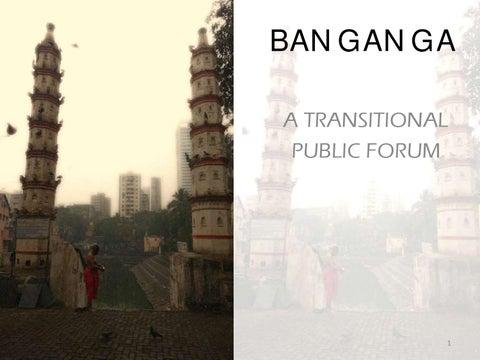 Design Dissertation: Banganga by Vandita Kedia - issuu