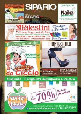 By Pescarachieti 2014 Maggio Srl Publipress Issuu Sipario t6f0qx44w