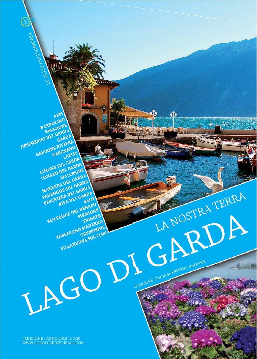Lago Di Garda 2013 By Europea Editoriale C O M Issuu