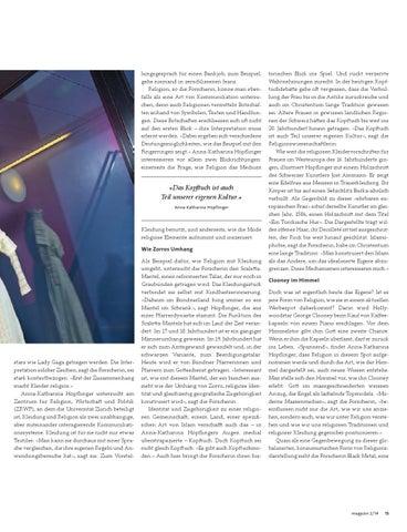 UZH Magazin 2/14 by University of Zurich - issuu