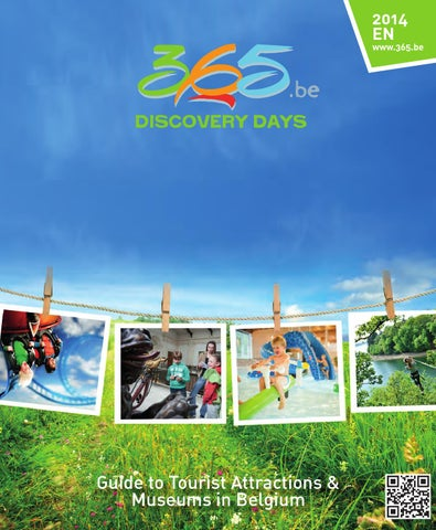 365 Discovery Days EN by Toeristische Attracties vzw - issuu