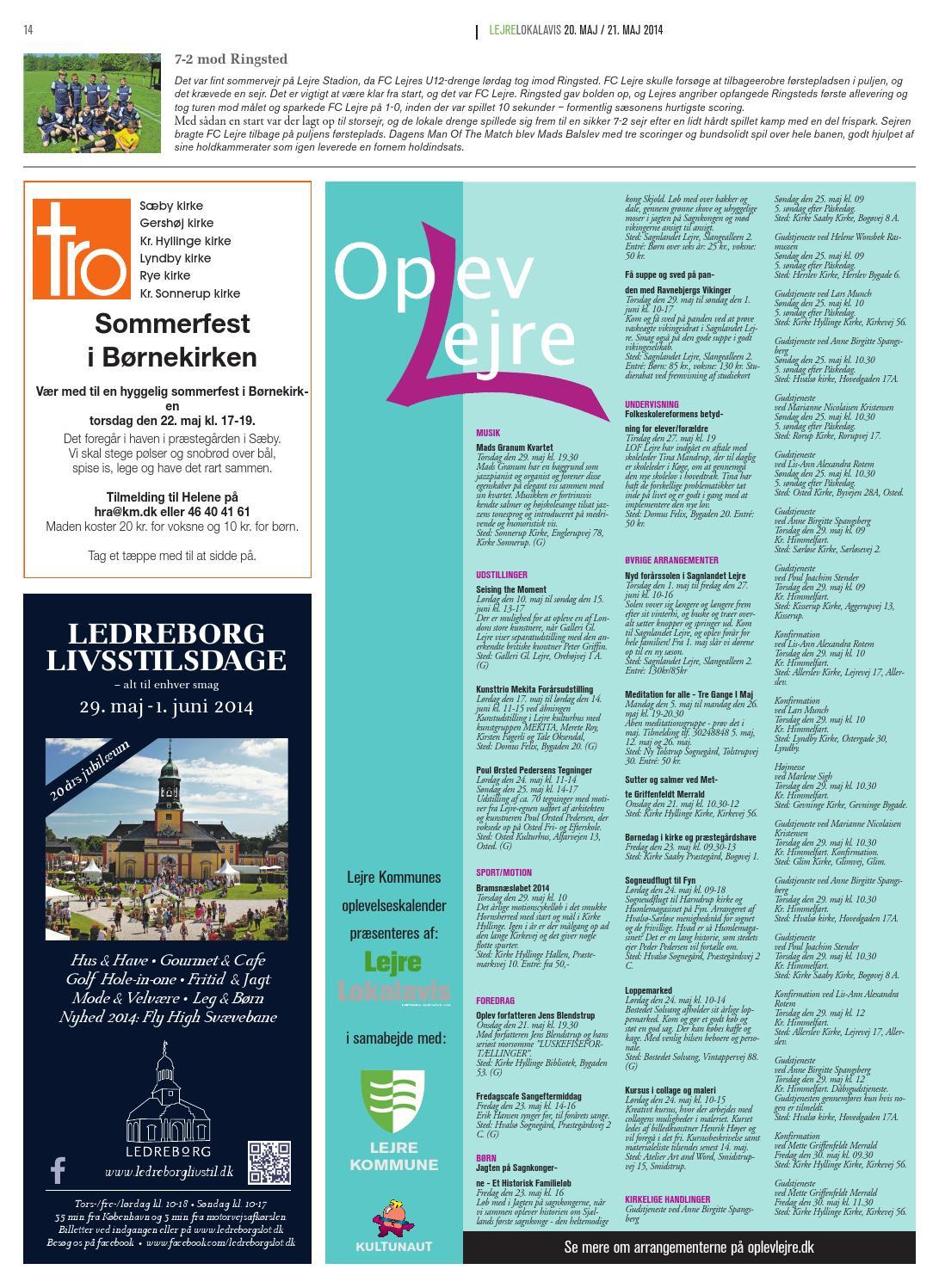 Lejre lokalavis uge 21 2014 by Lejre Lokalavis - issuu edf7a11f21fe8