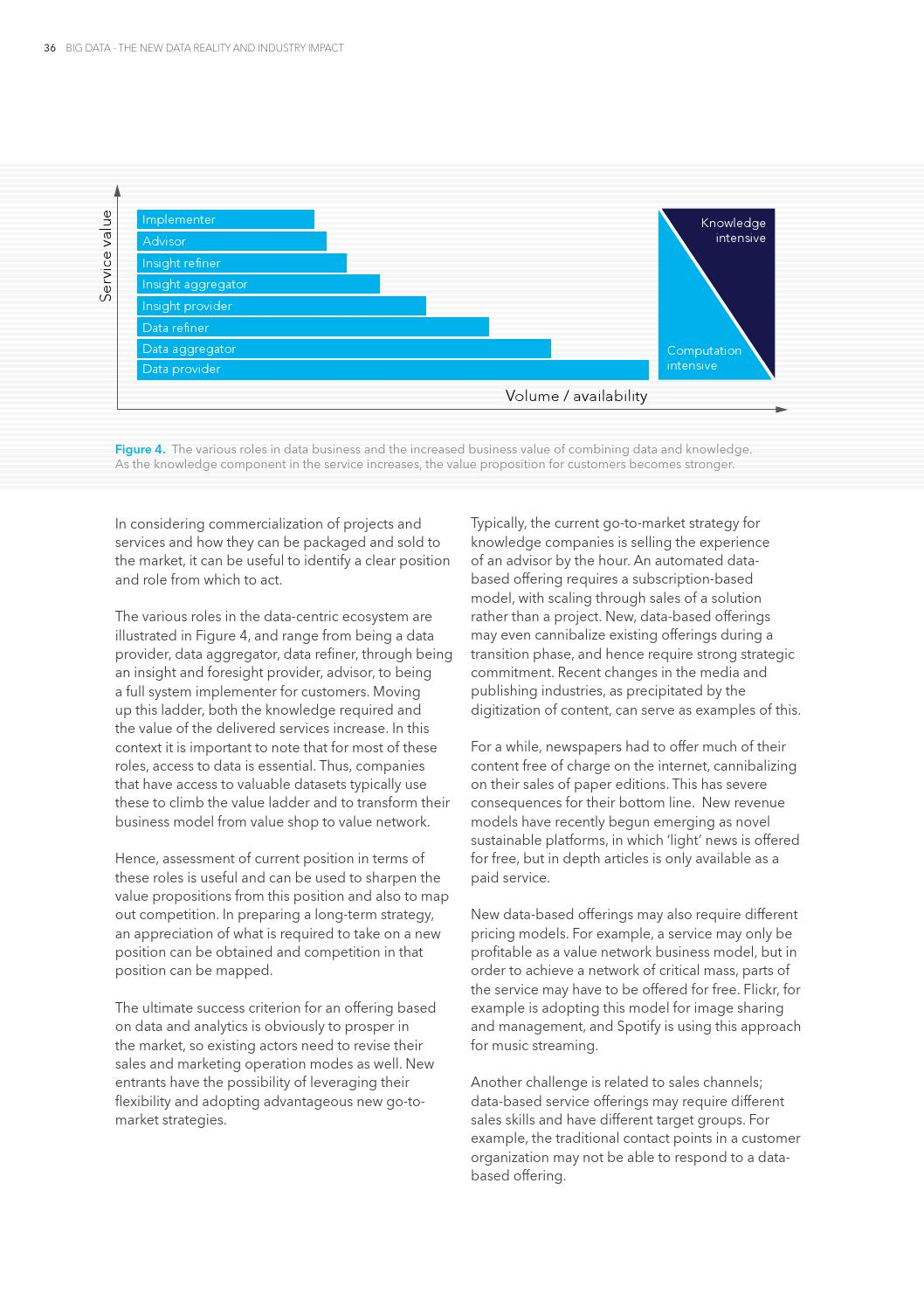 DNV GL position paper: Big Data - the new data reality and ... In Mapping The Positions Of Strategic Groups An Industry on