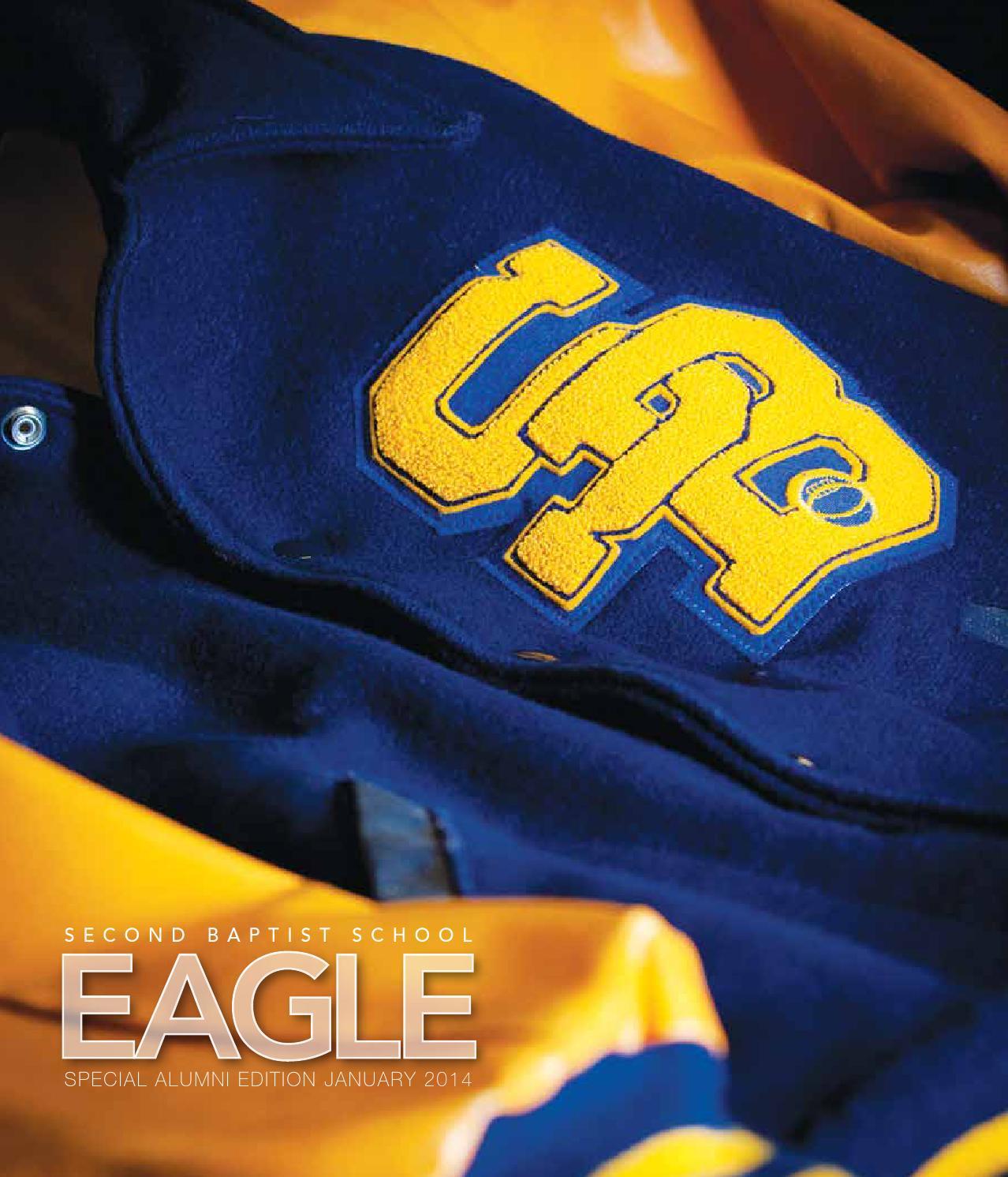 Eagle Magazine - Alumni Edition (Winter 2014) by Second Baptist ...
