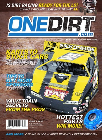 OneDirt Issue 1, 2014 by Xceleration Media - issuu