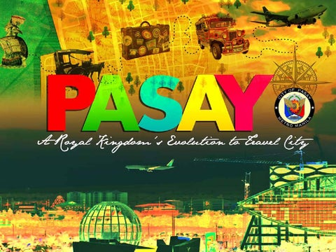 PASAY THE TRAVEL CITY by MTVI - issuu
