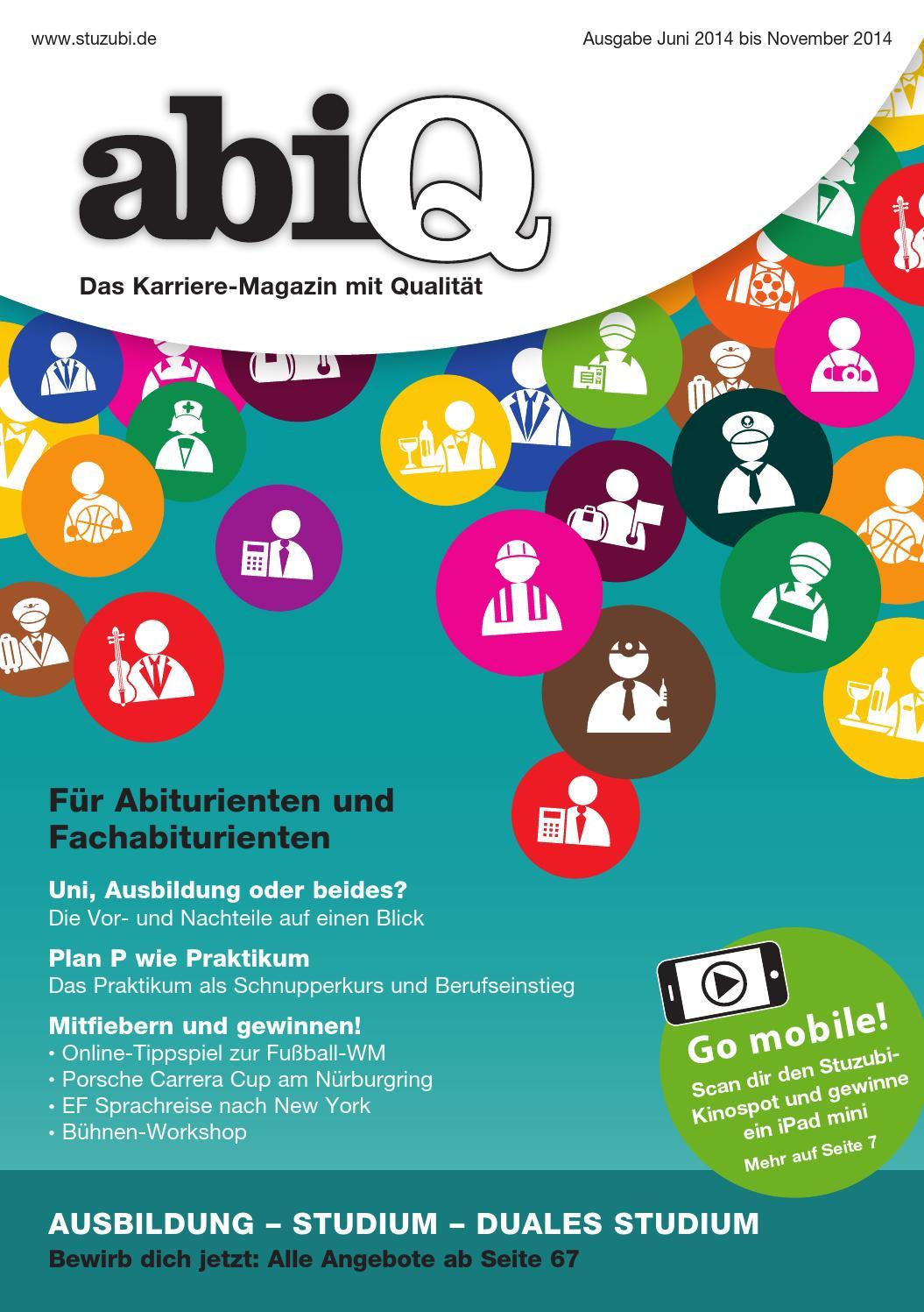 abiQ 2014-1 für Hamburg, Schleswig-Holstein, Bremen, Niedersachsen by  Stuzubi - issuu