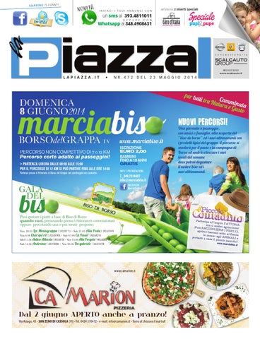 Onlinelapiazza472 by la Piazza di Cavazzin Daniele - issuu f367858be48