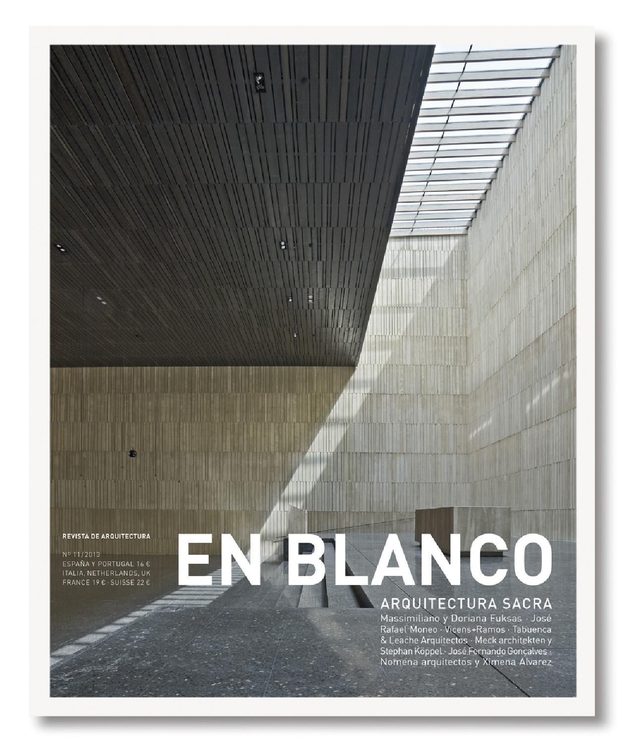 Eb 11 arquitectura sacra by tc cuadernos issuu for Arquitectura sacro
