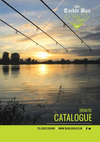 0a9e4794e4 The tackle box catalogue 2014 by Tiger Bay Design - issuu