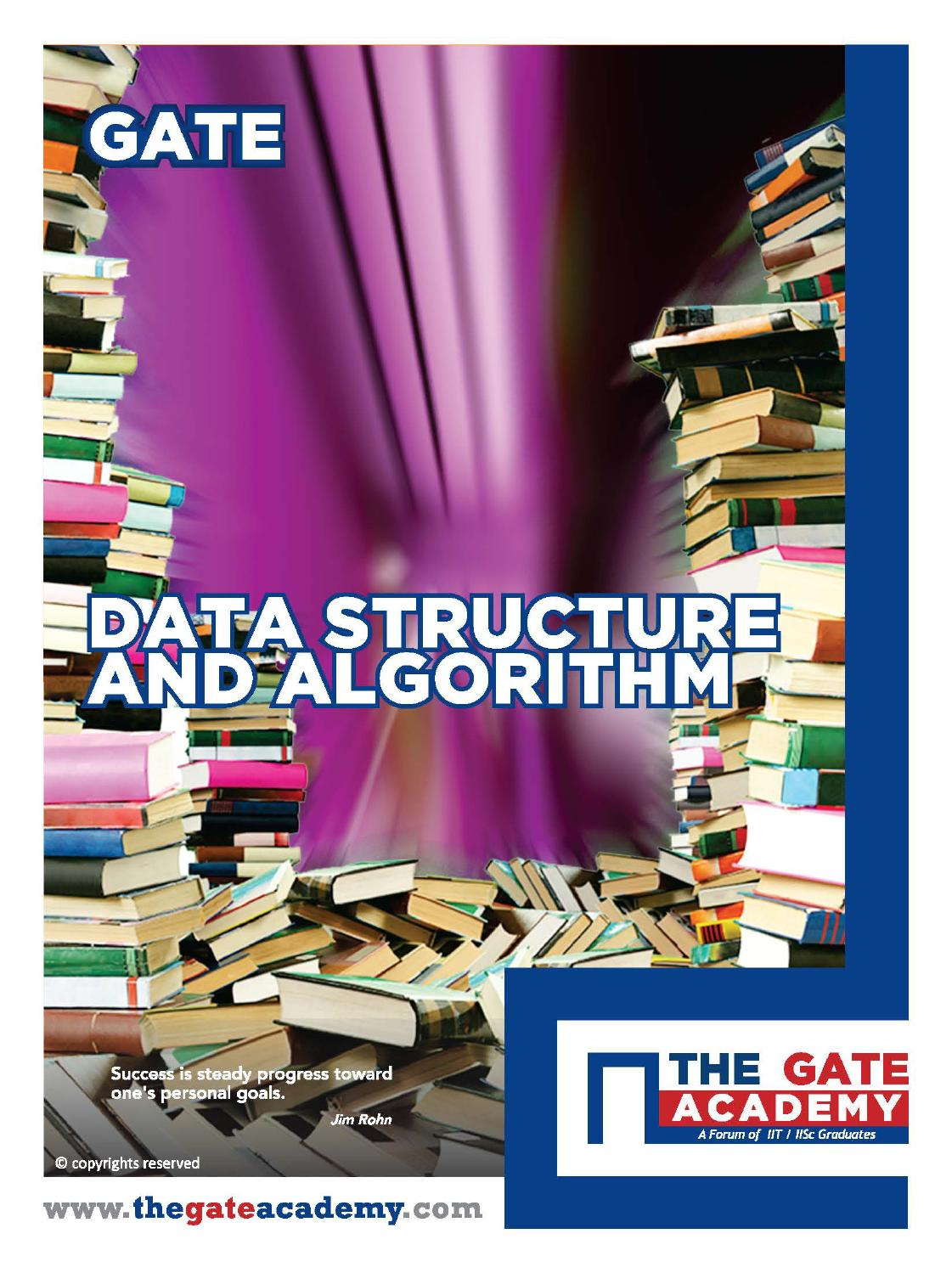 Data Structure Lecture Notes Pdf- Download B.Tech 1st Year ...
