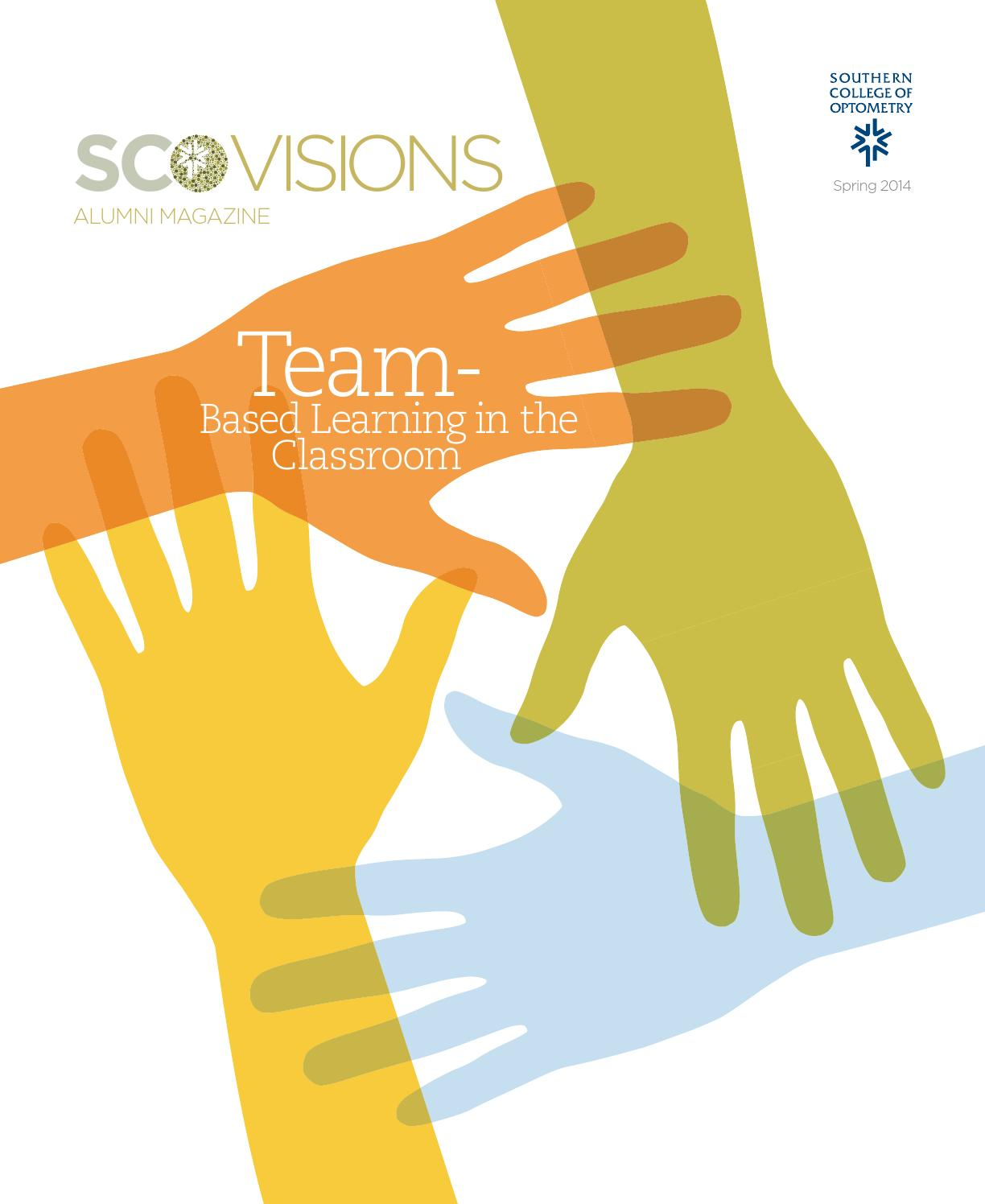 visions alumni magazine - spring 2014 - southern college of