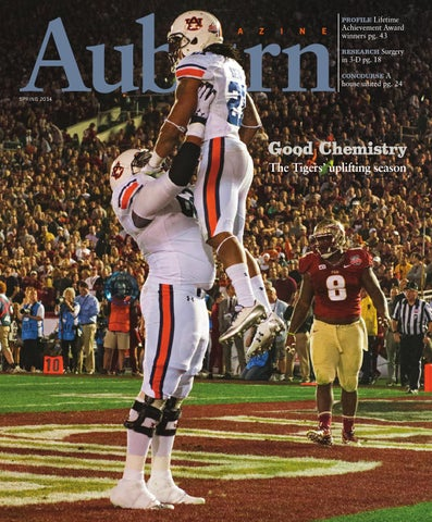 Auburn Magazine Spring 2014 by Auburn Alumni Association - issuu 7d1be4b91