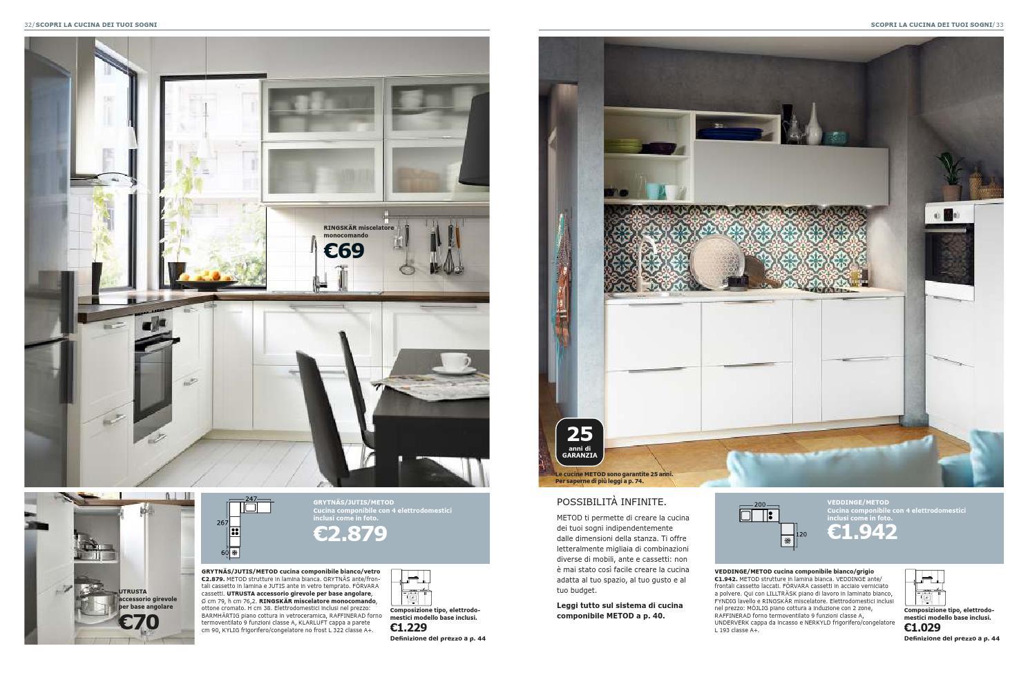 Ikea catalogo cucine 2014 by Mobilpro - issuu