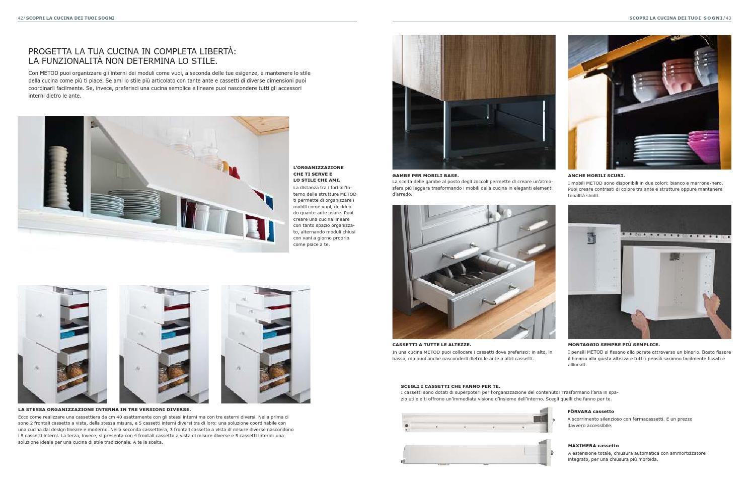 Organizzare Interno Mobili Cucina ikea catalogo cucine 2014 by mobilpro - issuu