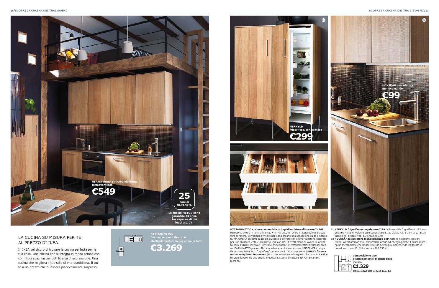 Ikea catalogo cucine 2014 by mobilpro issuu for Ikea a modo tuo