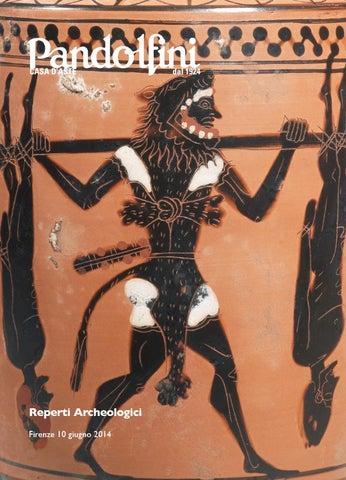 d5f703c163 Asta Reperti Archeologici by Pandolfini Casa d'Aste - issuu