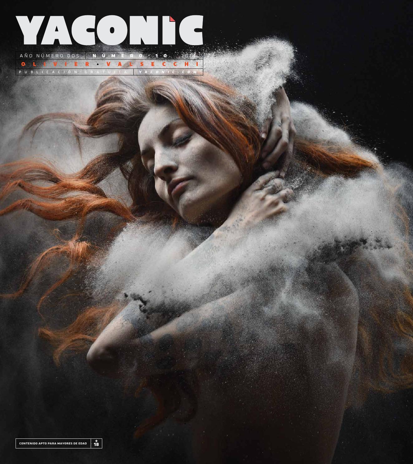 Yaconic 10 Olivier Valsecchi by Yaconic - issuu
