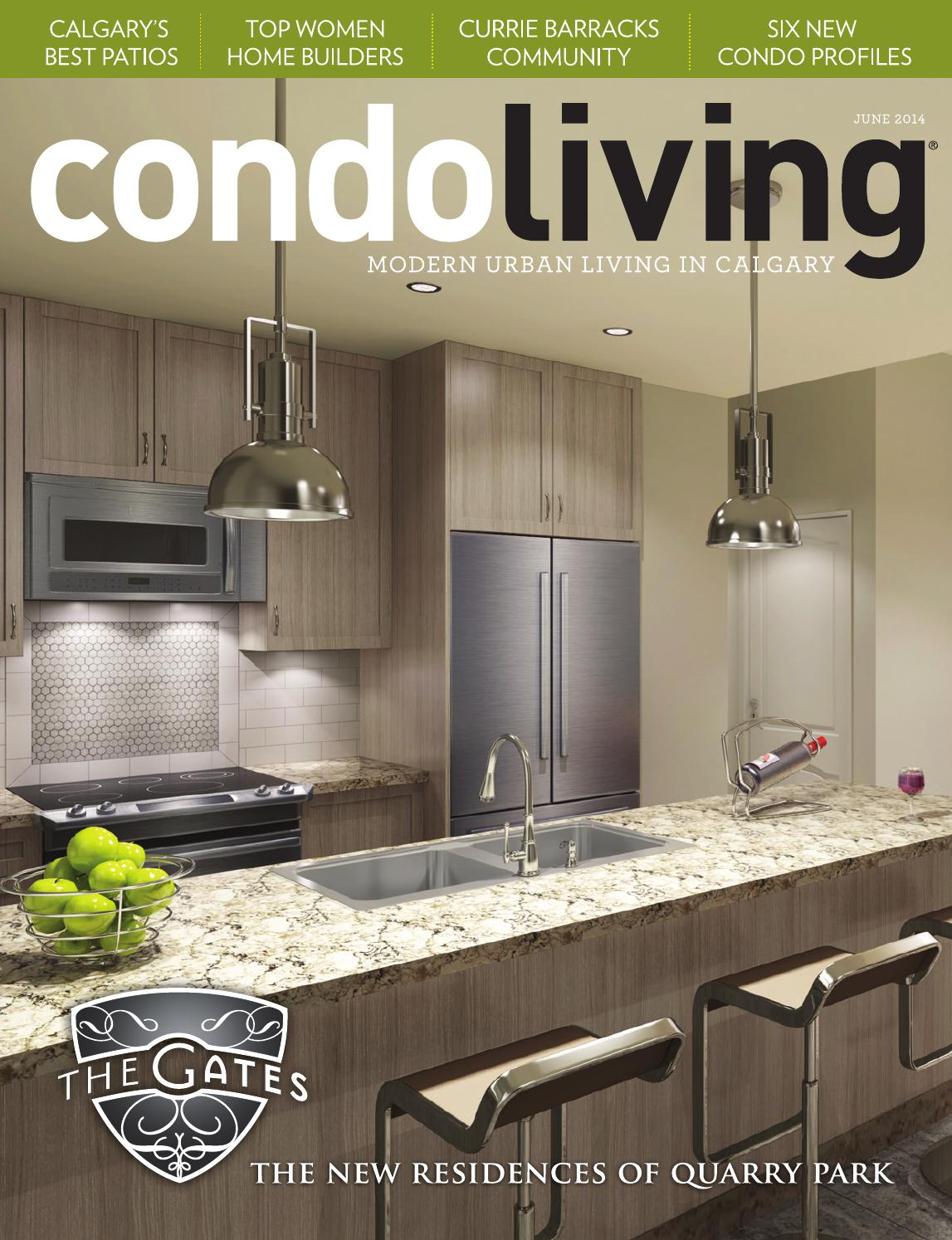 Condo Living June 2014 By Source Media Group