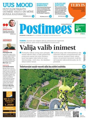 dd49f384847 Postimees 21 05 2014 by Postimees - issuu