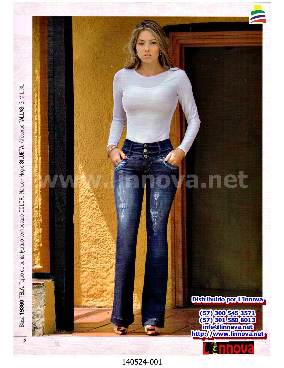 140524 - Jeans & Blusas