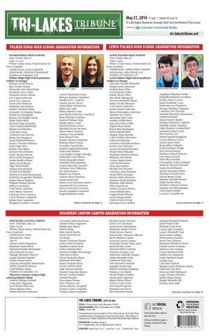 f6ca3b09ffe Trilakes Tribune 0521 by Colorado Community Media - issuu