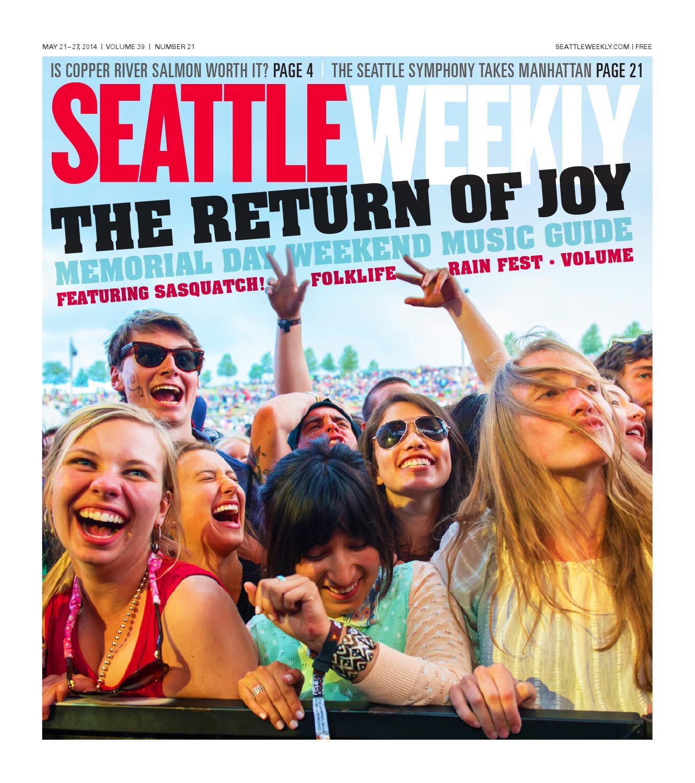 Seattle Weekly 5e3edd560