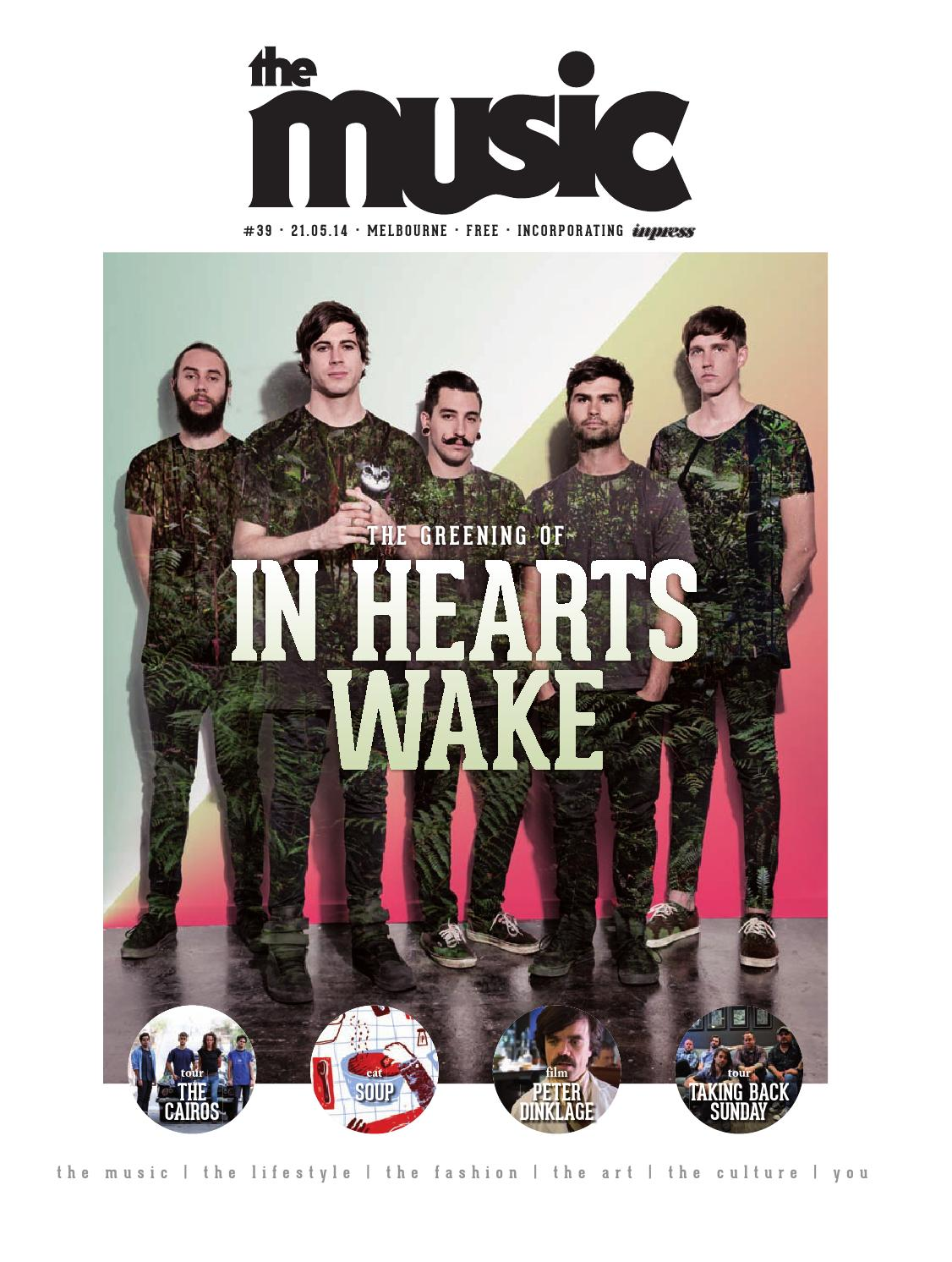 The Music Melbourne Issue 39 by