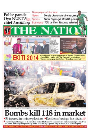 252b48e3d6e The Nation May 21, 2014 by The Nation - issuu