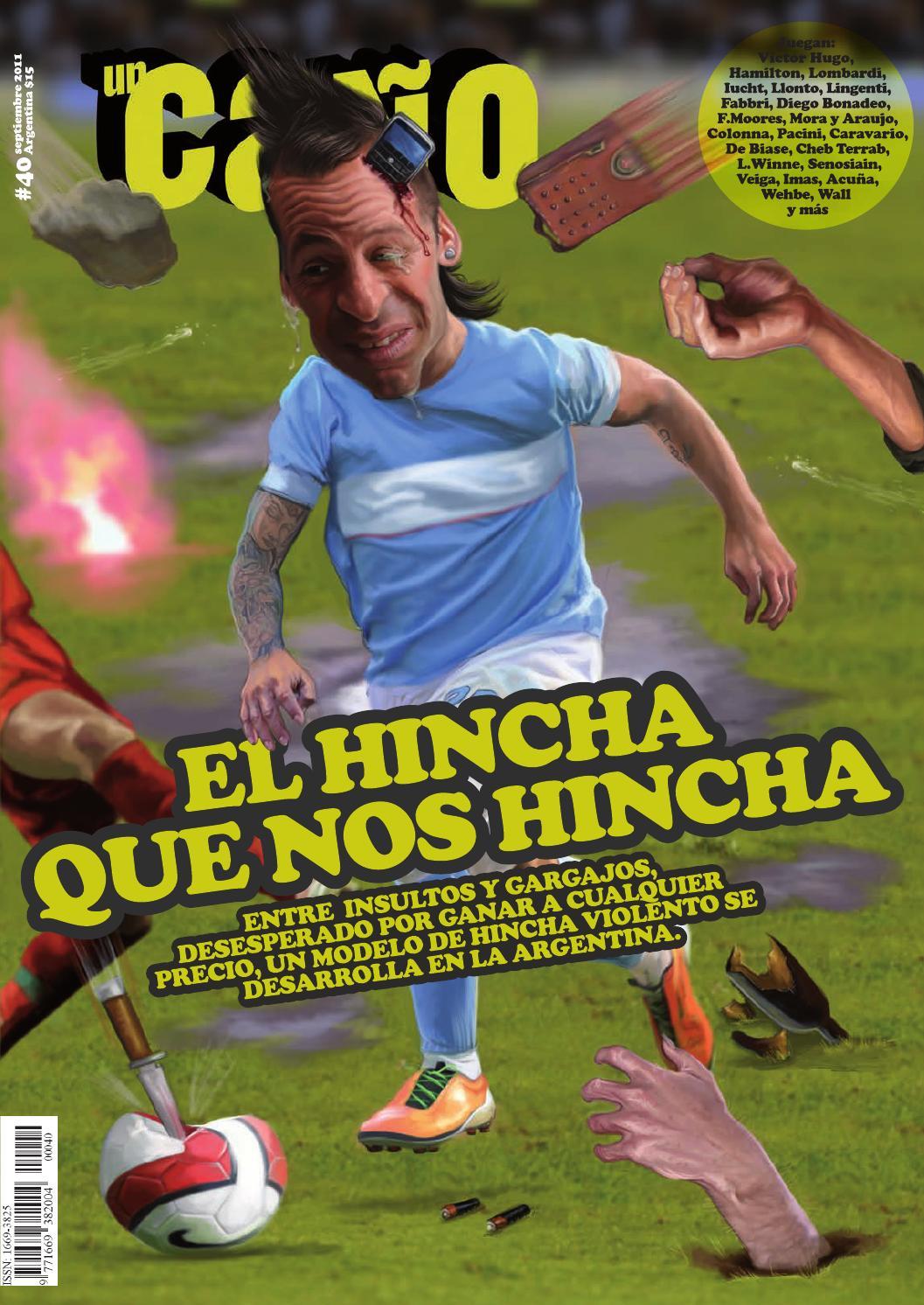 Revista Un Caño - Número 40 - Septiembre 2011 by Revista Un Caño - issuu 037c4ce42f0fc