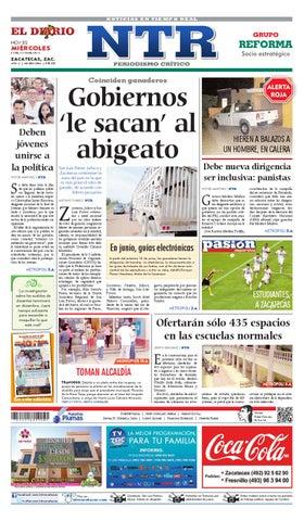 fb857acbb El Diario NTR by NTR Medios de Comunicación - issuu