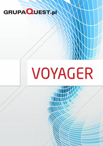 9d8fc38335aa6 Voyager 2014 en pl by GrupaQuest - issuu