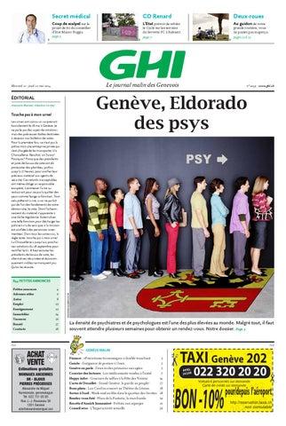 Journal GHI du 21 05 2014 by GHI & Lausanne Cités - issuu