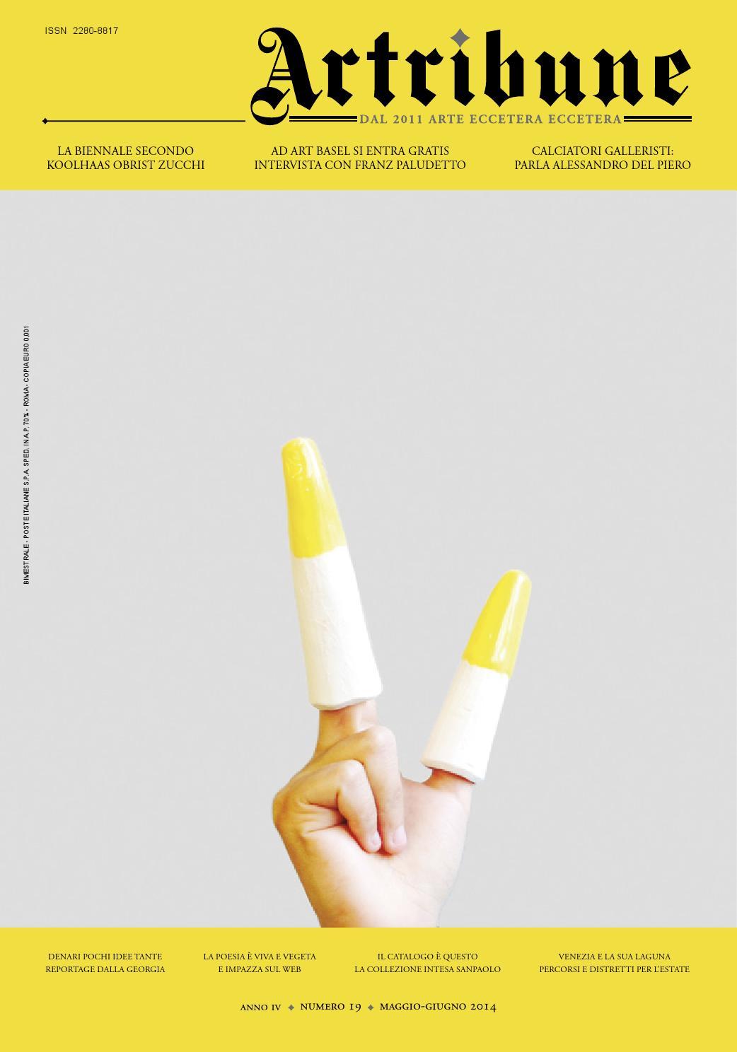 6e7e1ea530 Artribune Magazine  19 by Artribune - issuu