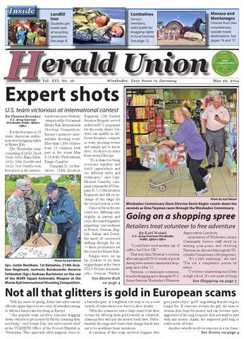 Herald Union - May 22, 2014 by AdvantiPro GmbH - issuu