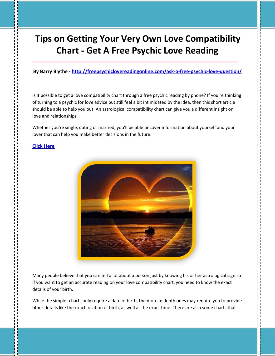 Get a free psychic love reading by getafreepsychiclovereading issuu nvjuhfo Gallery