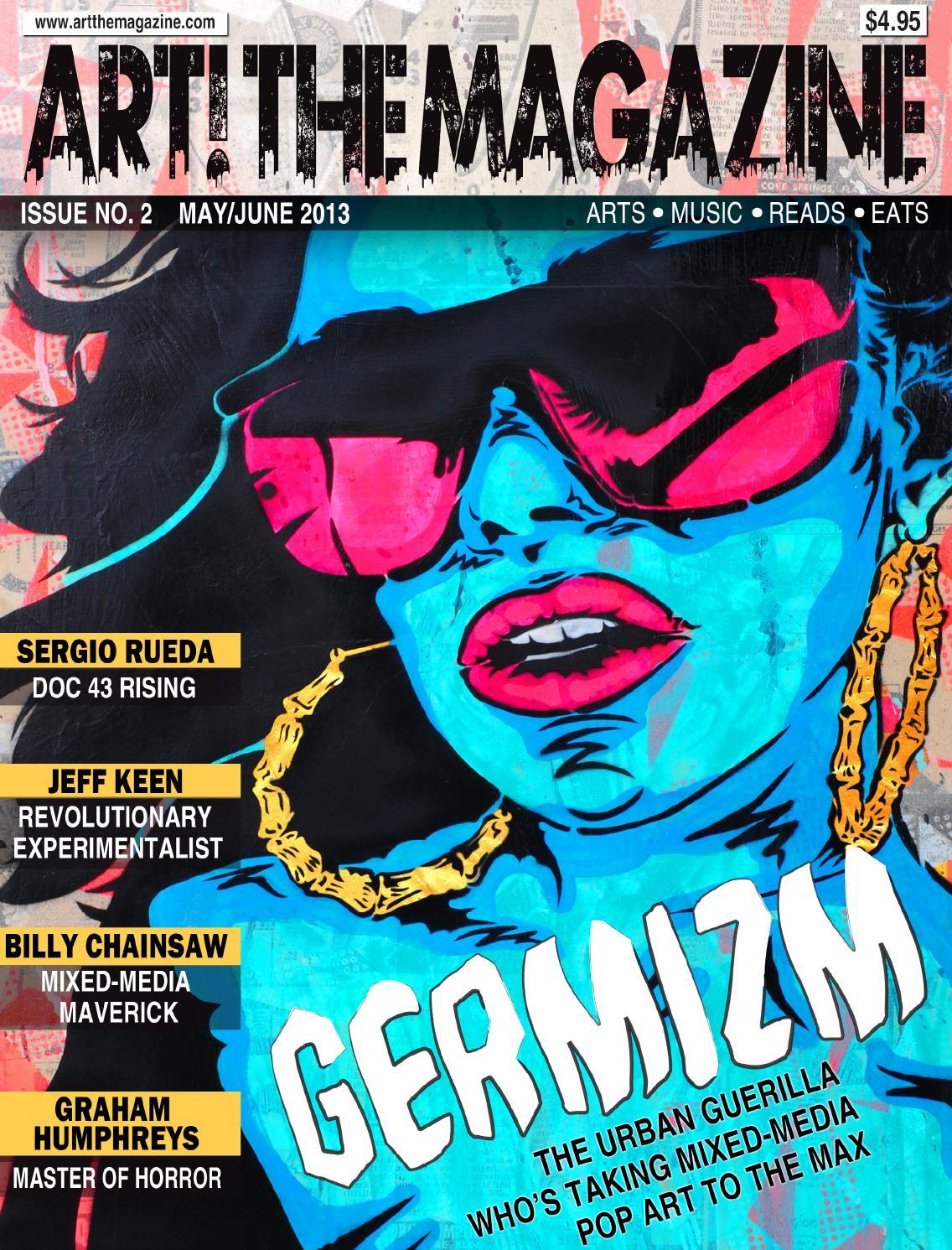 Art! The Magazine Issue 2 by Susan Marie Seim - issuu